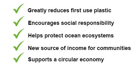 ShoreCycle Benefits